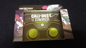 XBOX ONE KONTROLFREEK SPACELAND ZOMBIES EDITION (밀봉,새제품)