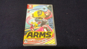 ARMS (암즈) (밀봉,새제품)